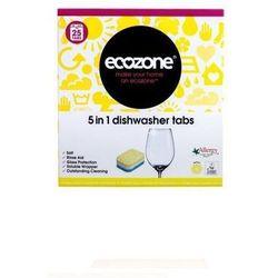 Ecozone Tabletki do zmywarek 5w1 25 sztuk Promocja
