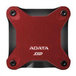 Adata SSD SD600Q 240GB USB 3.1 ASD600Q-240GU31-CRD Czerwony