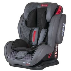 COLETTO SPORTIVO ONLY ISOFIX SZARY 9-36 KG