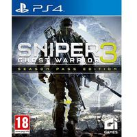 Gry na PS4, Sniper Ghost Warrior 3 (PS4)