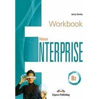 Książki do nauki języka, New Enterprise B2 WB & Exam Skills Practice - Jenny Dooley (opr. broszurowa)