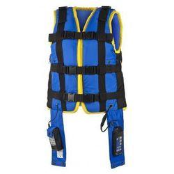Vibra Vest mobilna kamizelka oscylacyjna HFCWO do rehabilitacji oddechowej drenażu oskrzelowo płucnego i terapii dystrofii, miopatii i innych