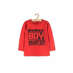 Bawełniana bluzka z długim rękawem1H3713 Oferta ważna tylko do 2023-02-21