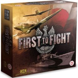 Fabryka Gier Historycznych, gra strategiczna First to Fight