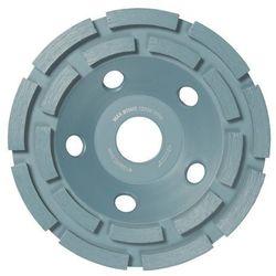 Tarcza diamentowa Universal fit do szlifowania podwójna 125 mm