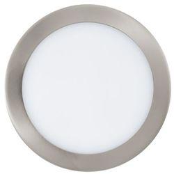 Oczko Eglo Fueva-C 96676 Lampa wpuszczana oprawa downlight 1x15,6W LED satyna