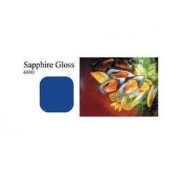 Fomei Colorgloss Saphire 1x1.3m tło plastikowe