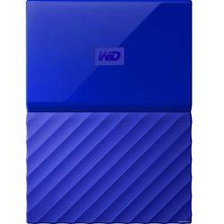 """Dysk Western Digital WDBYFT0020BBL - pojemność: 2 TB, USB: 3.0, 2.5"""""""