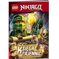 Książki dla dzieci, Lego Ninjago Księga tajemnic (opr. miękka)