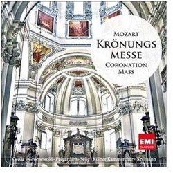 KROENUNGMESSE (CORONATION MASS) - Neumann (Płyta CD)