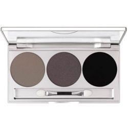 Kryolan EYE SHADOW TRIO SET (SMOKEY GREY) Paleta 3 kolorów cieni do powiek - SMOKEY GREY (5333)
