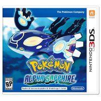 Gry na Nintendo 3DS, Nintendo gra Pokemon Alpha Sapphire na konsolę Nintendo 3DS - BEZPŁATNY ODBIÓR: WROCŁAW!