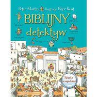 Książki dla dzieci, Biblijny detektyw - Wysyłka od 3,99 (opr. twarda)