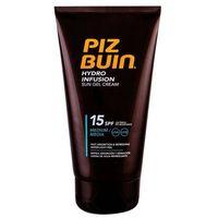 Kosmetyki do opalania, PIZ BUIN Hydro Infusion Sun Gel Cream SPF15 preparat do opalania ciała 150 ml unisex
