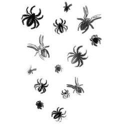 Naklejki Pająki na halloween - 14 naklejek