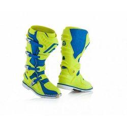Acerbis Buty X-MOVE 2.0 żółto - niebieski