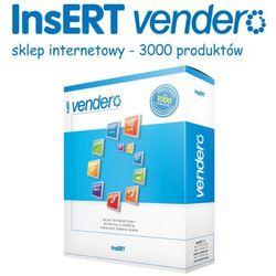 InsERT Vendero - sklep internetowy 3000 produktów