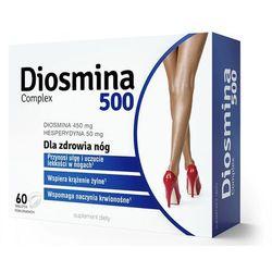 Diosmina 500 Complex 60tbl