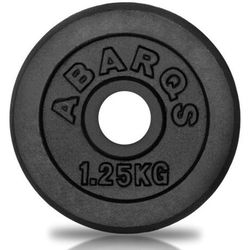 Obciążenie żeliwne AbarQs 1,25kg. OB29