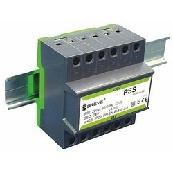 Transformator 1-fazowy PSS 63N 63VA 230/24V /na szynę/ 16024-9890 BREVE
