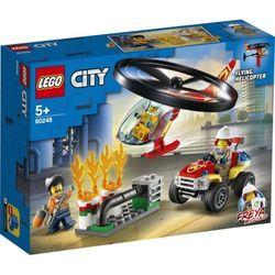 LEGO Klocki City 60248 Helikopter strażacki leci na ratunek 60248
