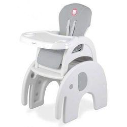 Eli Krzesełko do karmienia grey