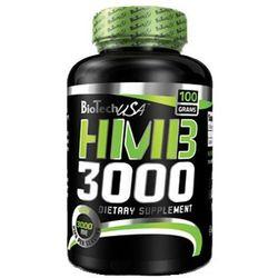 Aminokwasy BioTech USA HMB 300 100g Najlepszy produkt Najlepszy produkt tylko u nas!
