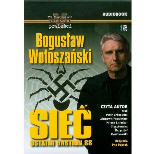 Książki popularnonaukowe, Sieć: Ostatni bastion SS (opr. miękka)