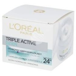 L'oreal Triple Active (W) krem nawilżający do twarzy na dzień 50ml