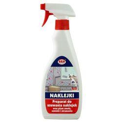 Oro Preparat do usuwania naklejek oraz plam smoły, szminki i atramentu 500 ml