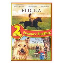 Pakiet: Flicka / Dzięki tobie Winn-Dixie (My Friend Flicka / Because Of You Winn Dixie) - Wyprzedaż do 90%