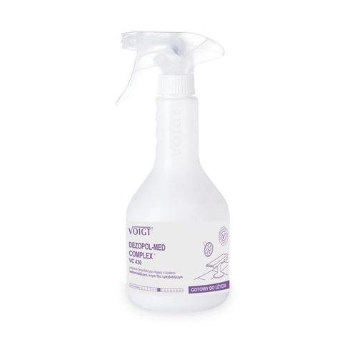 Pozostałe środki czyszczące, VOIGT DEZOPOL-MED COMPLEX VC 430 0,6L