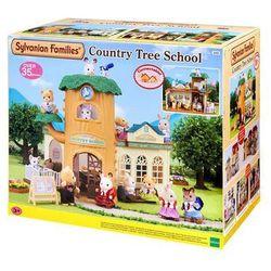 Sylvanian Families Wiejska szkoła na drzewie