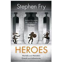 Książki dla dzieci, Heroes (opr. miękka)