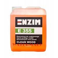 Pozostałe do podłóg i dywanów, Enzim E355 do podłóg i mebli drewnianych 5L