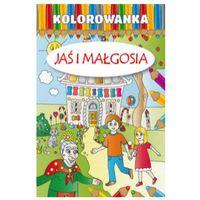 Literatura młodzieżowa, Kolorowanka. jaś i małgosia - praca zbiorowa