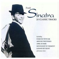 Pozostała muzyka rozrywkowa, 20 CLASSIC TRACKS - Frank Sinatra (Płyta CD)