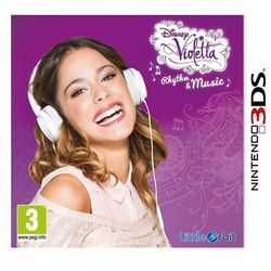 Violetta: Rhythm & Music - Nintendo DS - Muzyka