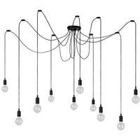 Lampy sufitowe, Lucide 08408/10/30 - Lampa wisząca FIX MULTIPLE 10xE27/60W/230V