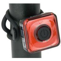 Oświetlenie rowerowe, diodowa tylna lampa rowerowa Mactronic Reddy 1.1 ABR0031