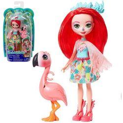 ENCHANTIMALS Lalka Fanci Flamingo & Swash