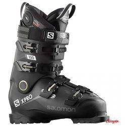 Buty narciarskie Salomon X PRO 100 Custom Heat Connect 2018/2019