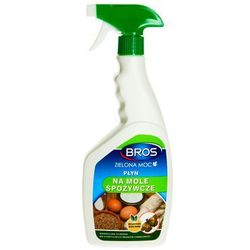 Środek, spray na mole spożywcze. Płyn Bros 500 ml.