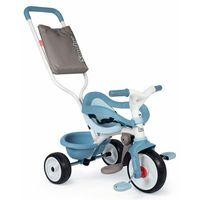 Jeździki, Rowerek trójkołowy Be Move Komfort niebieski