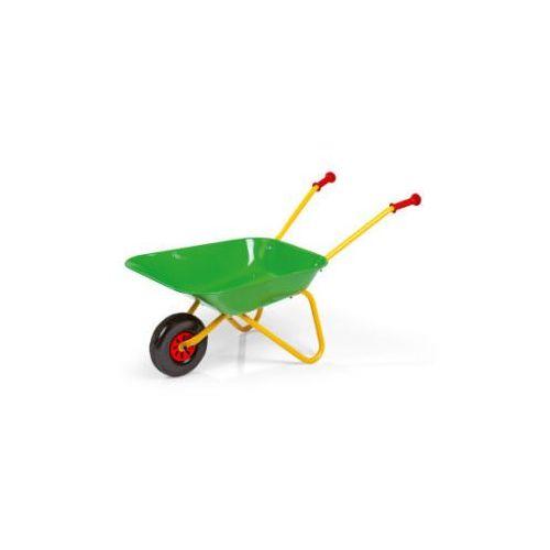 Zabawki do piasku, ROLLY TOYS rolly Taczka metalowa, zielony 271801