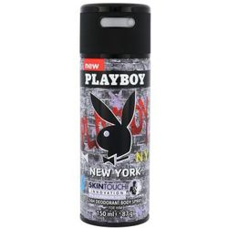 Playboy New York For Him dezodorant 150 ml dla mężczyzn