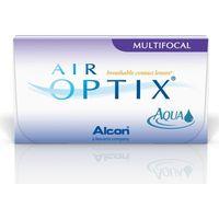 Soczewki kontaktowe, Air Optix Aqua Multifocal 3 szt.