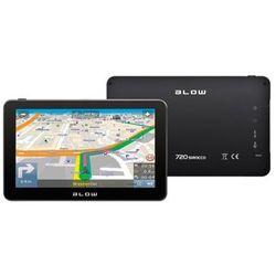 BLOW GPS720 SIROCCO 8GB EUROPA - DARMOWA DOSTAWA!!!
