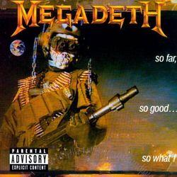 So Far So Good So What - Megadeth (Płyta CD)