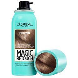 L'Oréal Korektor siwych włosów odrostu and Magic retuszowania (moment głównej Korektor spray) 75 ml (cień 08